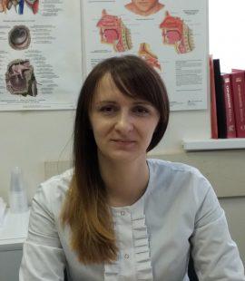 Хомичук Ольга Сергеевна